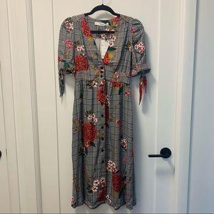 NWT - MANGO dress - xs